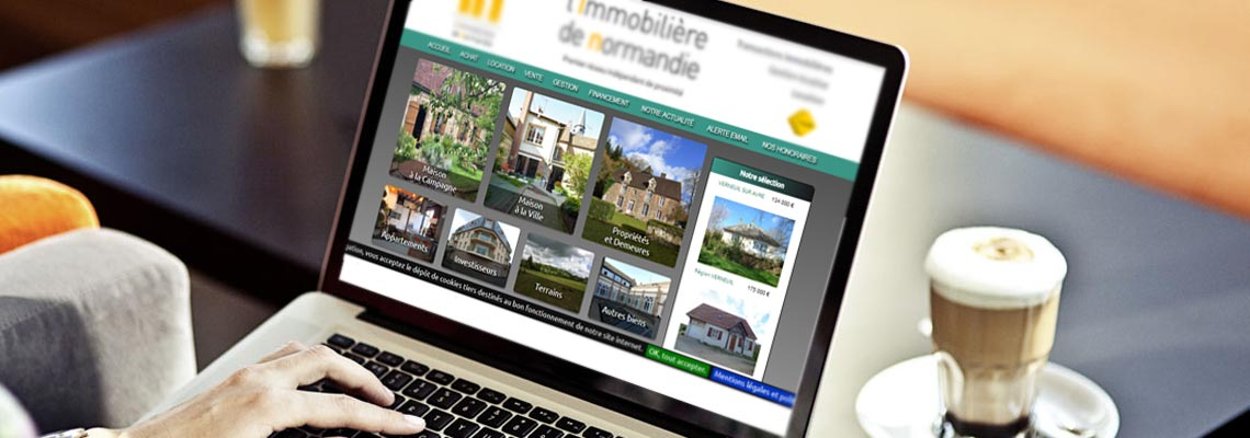 agence immobiliere en Normandie